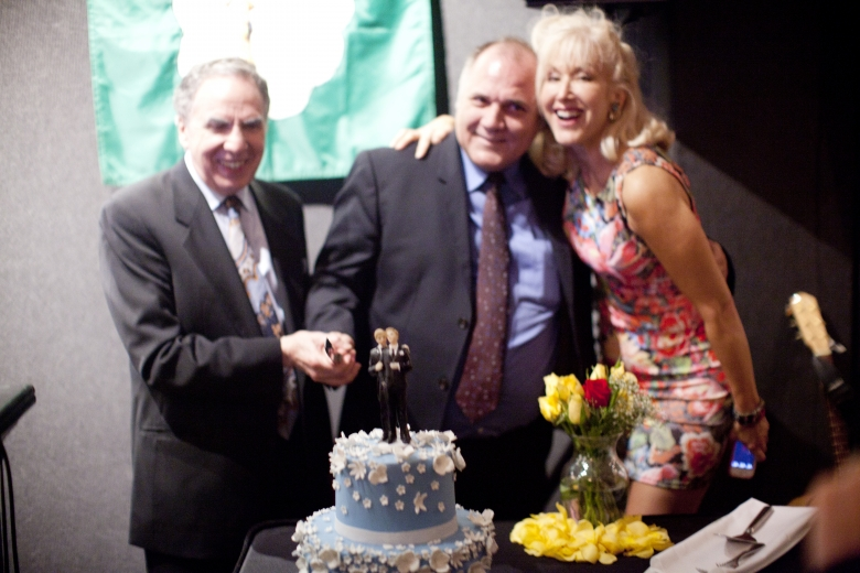 Celebrate Patrick and Tony get married