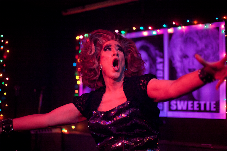 CELEBRATING Sweetie the Drag Queen